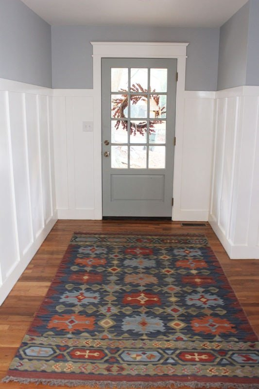 Front Foyer Rugs : Decorating with kilim rugs and pillows jennifer rizzo