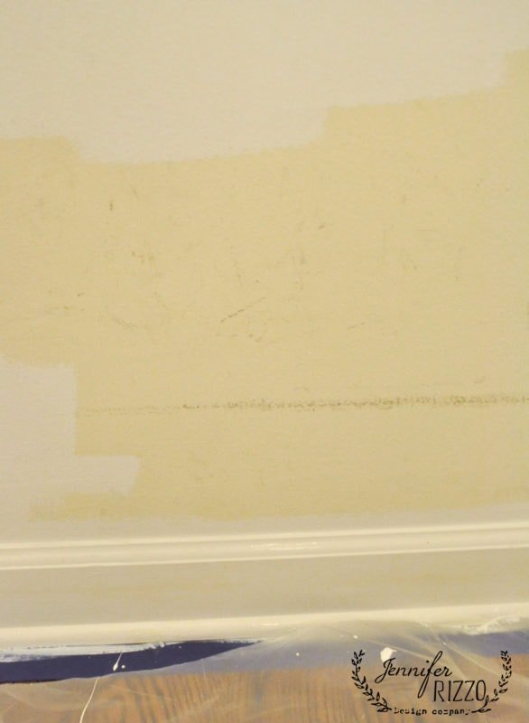 White Painted Walls Living Room Refresh With Glidden And
