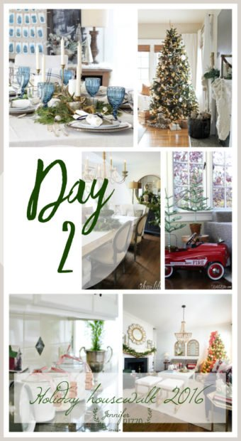 Jennifer Rizzo's 2016 holiday housewalk