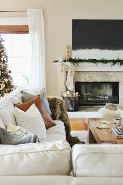City farmhouse Modern Farmhouse Christmas