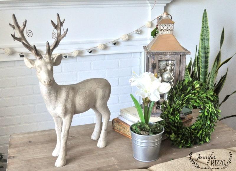 Deer vignette