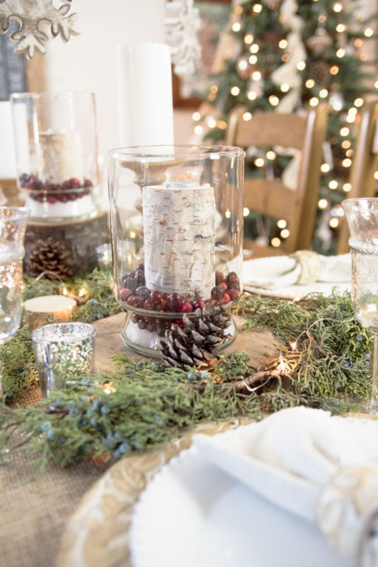 Nina Hendrick holiday table