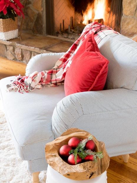 Chair Fireside Duke Manor farm