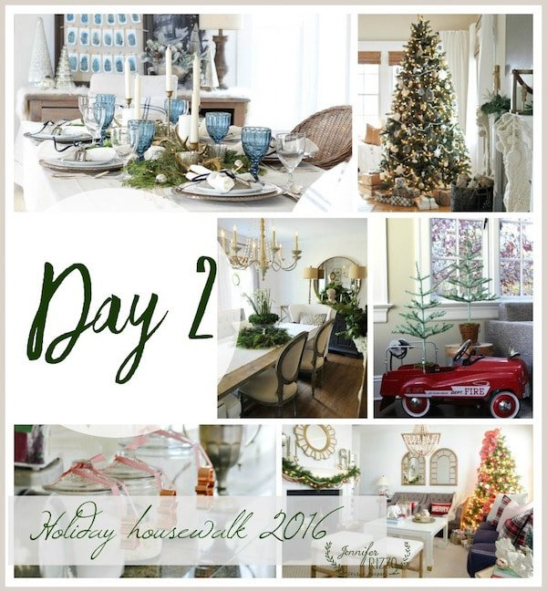Welcome to day 2 2016 Holiday housewalk