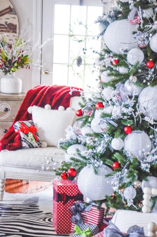 StoneGable Christmas tree
