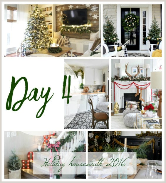 Welcome to day 4- 2016 holiday housewalk!!!!