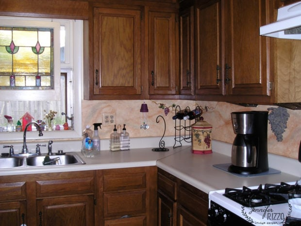 Oak kitchen 2007