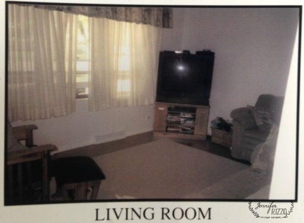 Main living room before