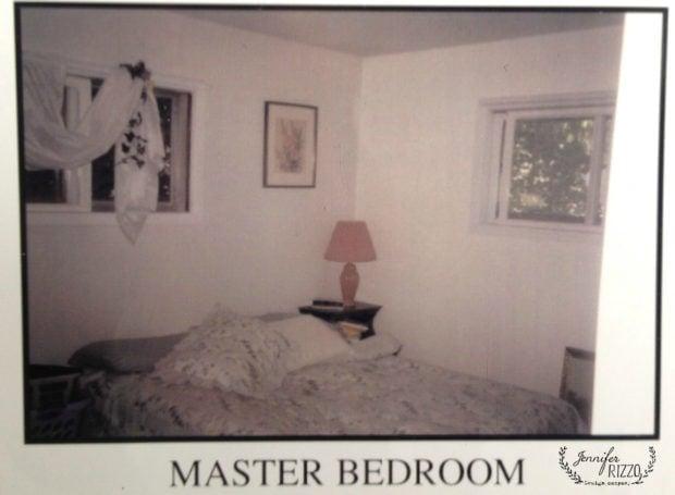 Jennifer Rizzo master bedroom before