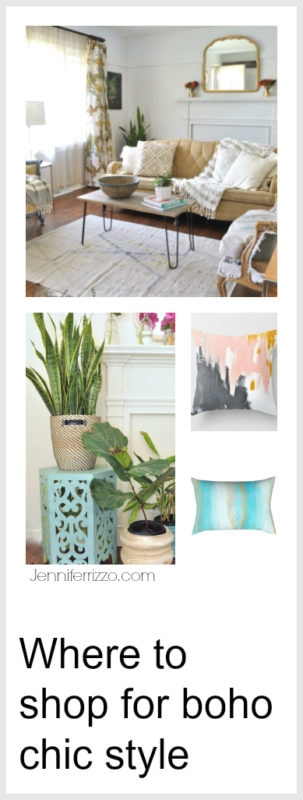 The best places and resources to shop for boho chic style