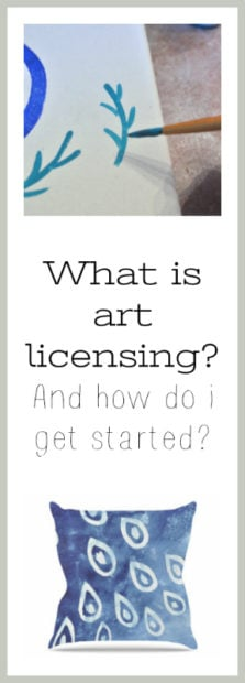 What is art licensing and how do I get started?