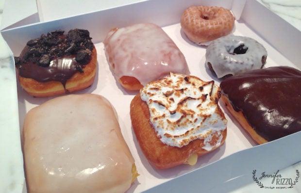 DB 3 donuts