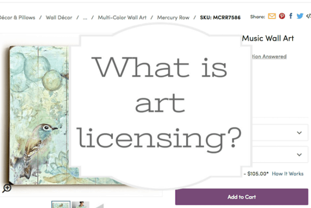What is art licensing and how do I license?