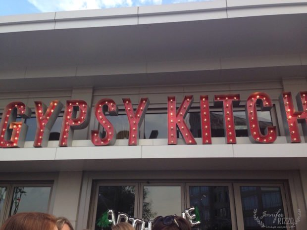 Gypsy kitchen in Atlanta