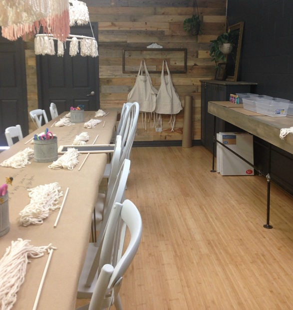 Makery space in Lisle,IL