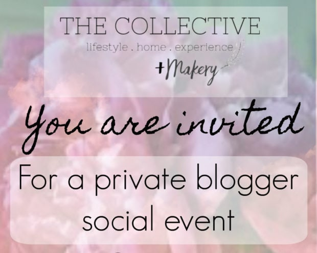 Join us for a blogger event get together!!