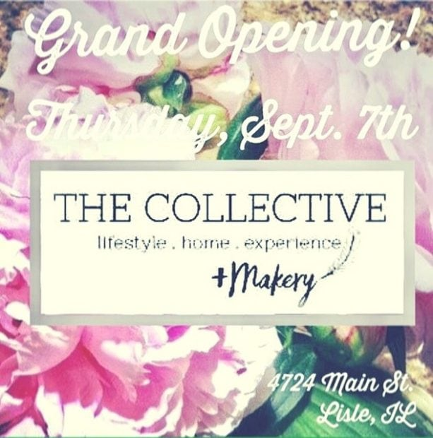 The Collective lhe +Makery grand opening!!