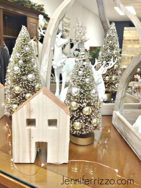 Holiday vignette at the Collective lhe