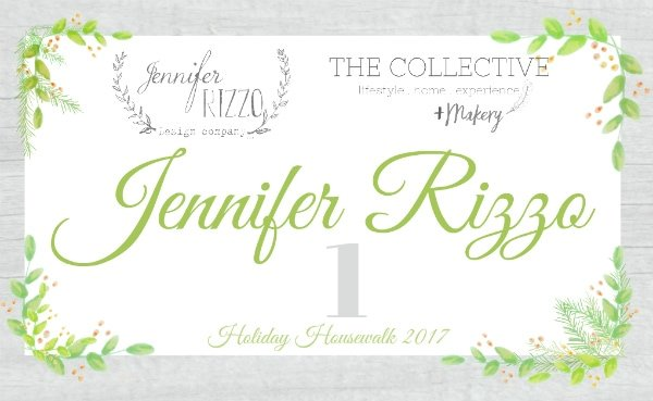 Jennifer Rizzo 2017 Holiday Housewalk Day 1