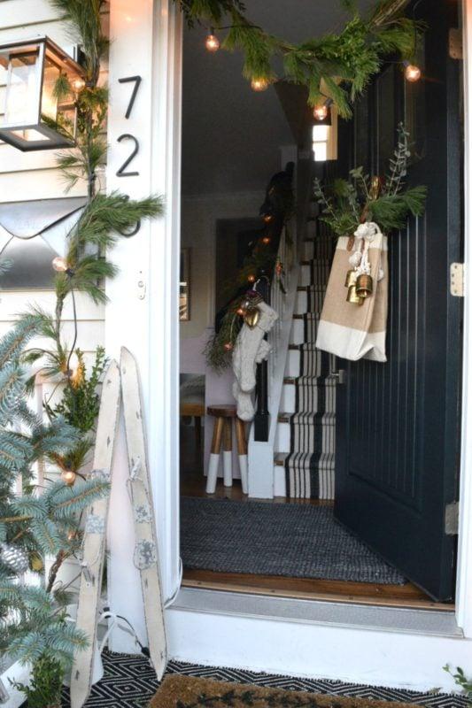 Nesting with Grace front door