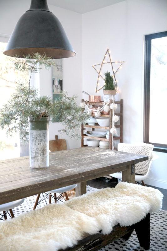 Jeanne Oliver Christmas Kitchen
