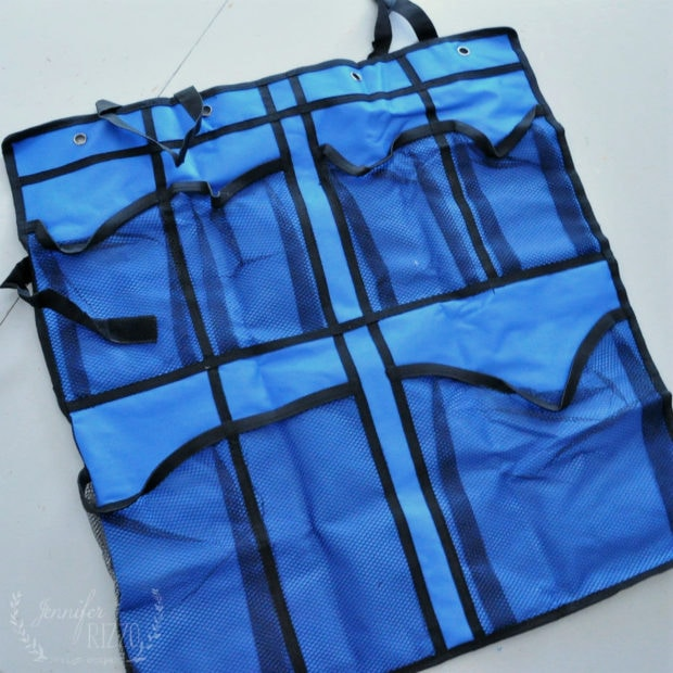 Steam cleaner accessories storage bag