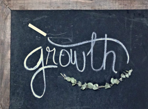 Word of the year 2018 Growth
