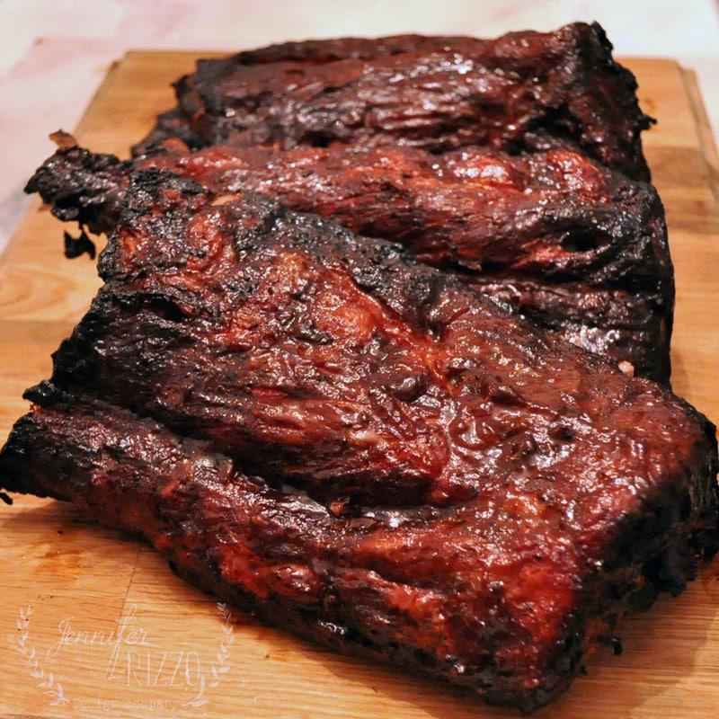 Pit Barrel Cooker BBQ Ribs