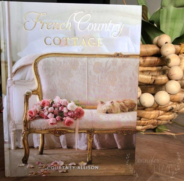 French Country Cottage Decorating Book by Courtney Allison