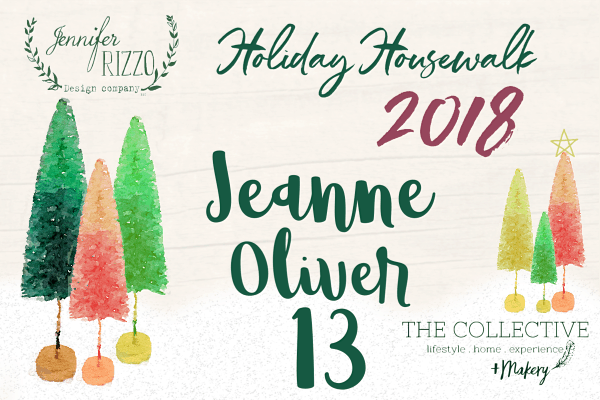 Jeanne Oliver Holiday Housewalk 2018
