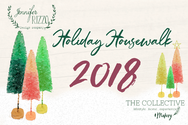 Jennifer Rizzo's Holiday Housewalk 2018