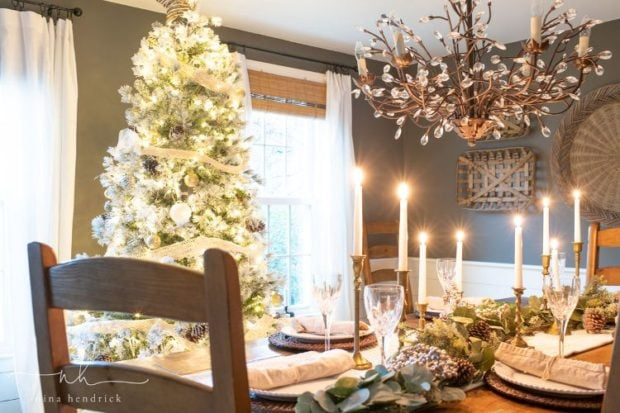 Nina Hendrick Design Company 2018 Holiday Housewalk