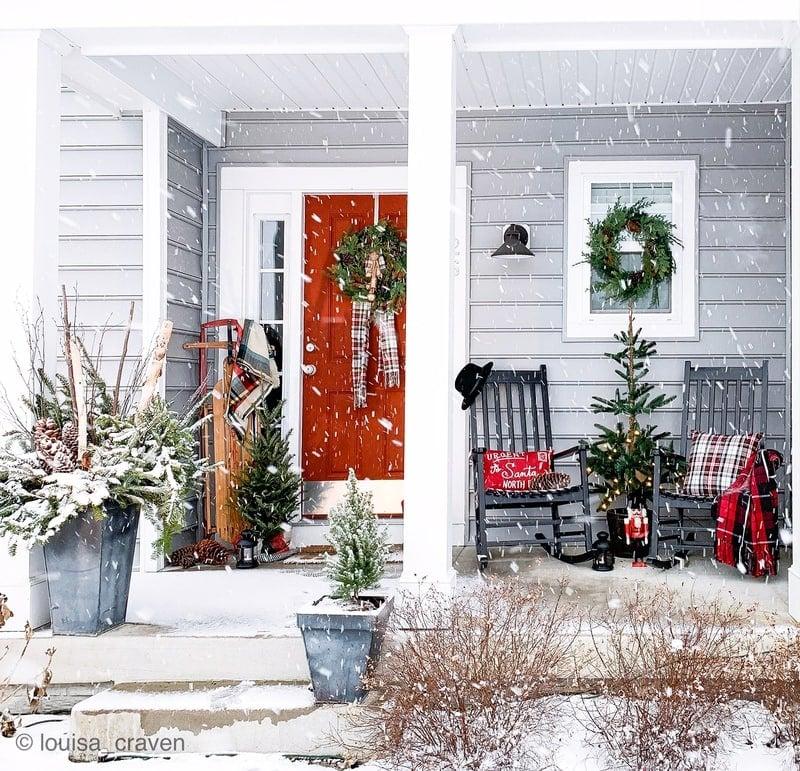 Beautiful Christmas Home Tour