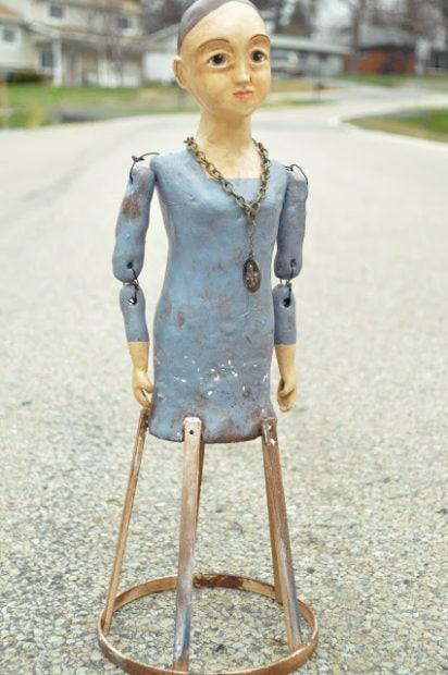 Jennifer Rizzo Art doll
