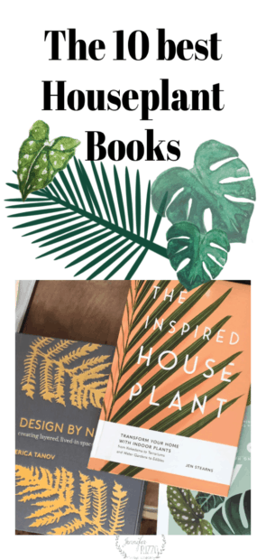 10 best houseplant books for decorating with, growing and caring for indoor plants