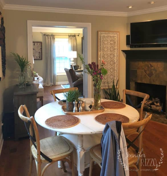92 Best Images About Kitchen Table Redo On Pinterest: Painted Kitchen Table Makeover