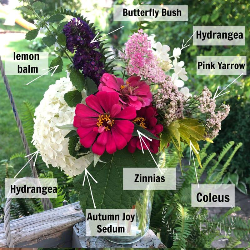Create Beautiful Organic Flower Arrangements with Backyard Bouquets