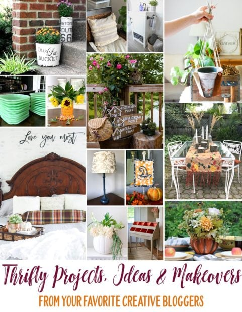 Thrifty and fun budget fall decorating ideas