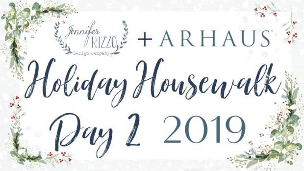 Jennifer Rizzo's Holiday Housewalk Day 2