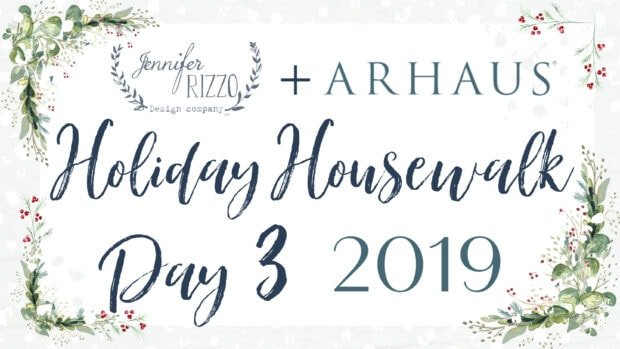 Jennifer Rizzo's Holiday Housewalk Day 3 2019