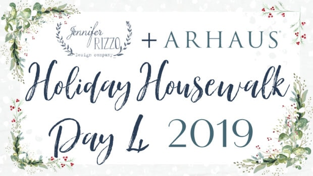 Day 4 Jennifer Rizzo's Holiday Housewalk 2019