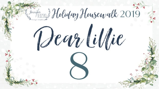 Dear Lille Holiday Housewalk Day 2 Jennifer Rizzo
