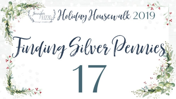 Finding Silver Pennies Jennifer Rizzo Holiday Housewalk 2019