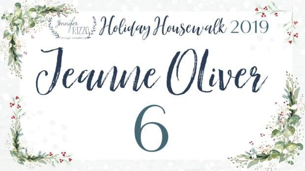 Jeanne Oliver Jennifer Rizzo Holiday Housewalk 2019