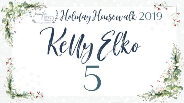 Kelly Elko Jennifer Rizzo Holiday Housewalk 2019