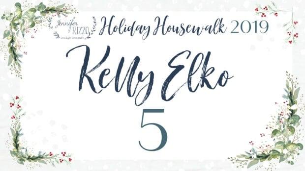Kelly Elko Jennifer Rizzo Holiday Housewalk 2019