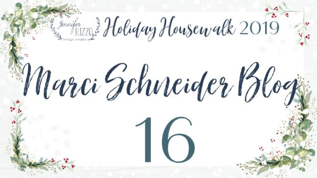 Marci Schneider Blog Jennifer Rizzo 2019 Holiday Housewalk