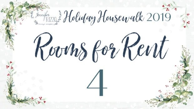 Rooms for Rent Jennifer Rizzo Holiday Housewalk 2019