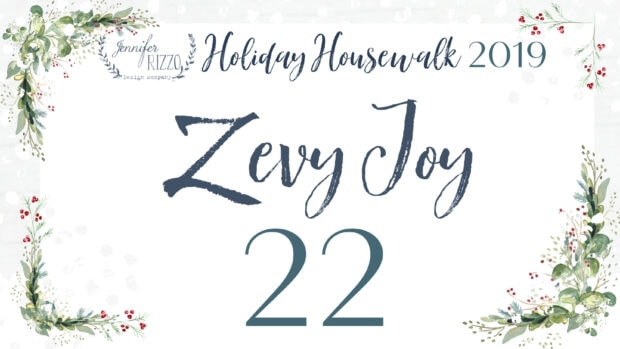 Zevy Joy Jennifer Rizzo Holiday Housewalk 2019