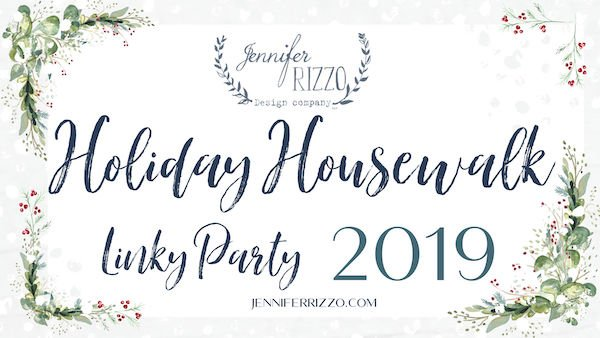 Jennifer Rizzo LInky Party Holiday Housewalk 2019